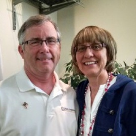 Pastor Grant & Kathy